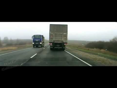 Правила хорошего тона, или как дальнобойщики подсказывают на дороге