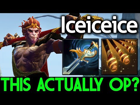 Iceiceice Dota 2 [Monkey King] This Actually OP ?