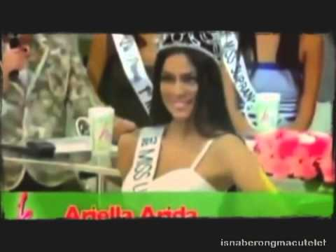60 Years Of Filipina Beauty Ariella Arida Miss Universe Philippines 2013 video