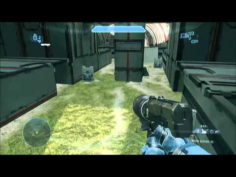 Halo 4 Competitive Map Preview - iflod101 Contest - ( Update )