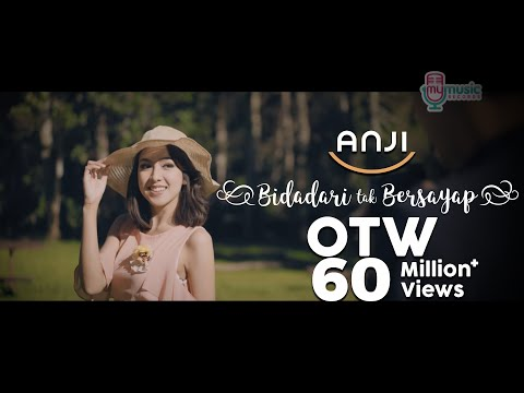 Anji - Bidadari Tak Bersayap (Official Music Audio in 4K)