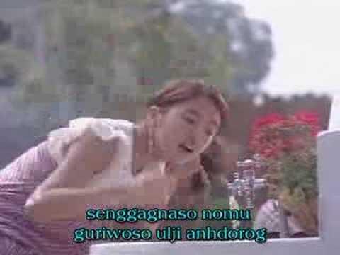 Saying You Love Me MV - KimJongKook (MV feat Yoon Eun Hye)