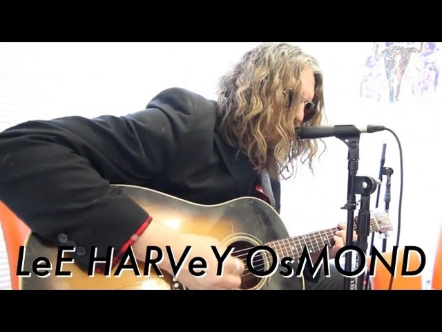 Lee Harvey Osmond - Devil's Load (Live on Exclaim! TV)