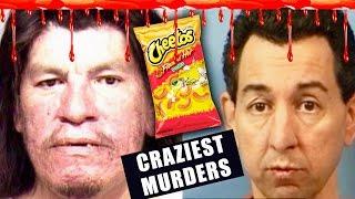 5 CRAZIEST MURDERS