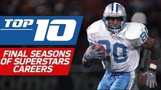Top 10 NFL Walkoff Seasons | NFL Films