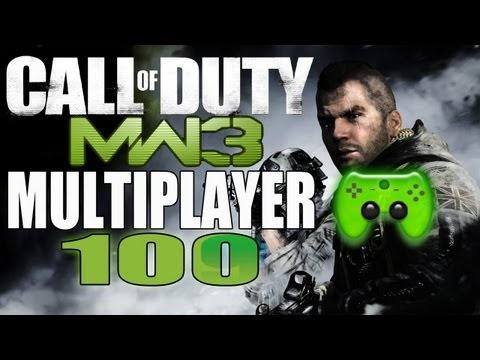 Let's Play Call of Duty: Modern Warfare 3 Multiplayer #100 [Deutsch] [HD] - Terminal