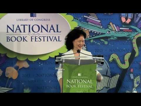 Grace Lin: 2013 National Book Festival
