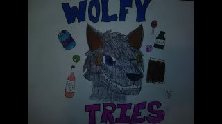 Wolfy trys episode 34 double feature Mucinex with Mtn Dew Kick Start Energizing Black Cherry