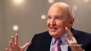 Career advise from Jack Welch : Creating agile companies