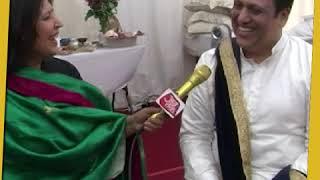 Sanjeev Shrivastava के Viral Dance  से बहुत खुश हैं Govinda। Dabbu Uncle। Aapke aa jane se