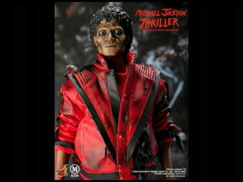 HOT TOYS: 1:6 SCALE MICHAEL JACKSON - THRILLER VERSION ACTION FIGURE!