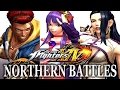 The King of Fighters XIV: Northern Battles 2017 - Full Tournament! [TOP4 + Finals]