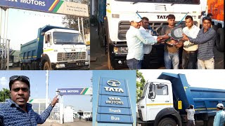 Taking Delivery of Tata Hyva 2518 6×4 ( Indian Truck )