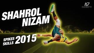 Sepak Takraw ● Shahrol Nizam Romli ● Spikes & Skills | HD