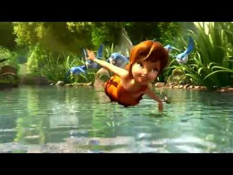 Tinker Bell And The Legend Of The Neverbeast Clip – Opening Sequence -- Official Disney | Hd video
