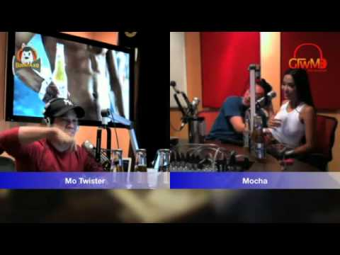 Mo Twister and Dr. Gan nilamas Boobs ni Mocha GTWM 31: February 23, 2011 - Mocha