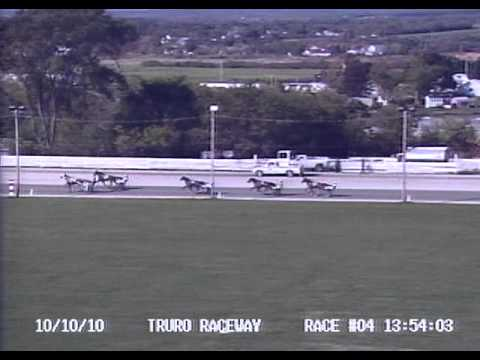 2010 October 10th Truro Raceway - Atlantic Breeders Crown Final - 2 Year Old Trotters video
