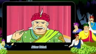 Akbar Aur Birbal   Full Animated Story In Hindi For Kids