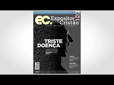 Jornal Expositor Cristão de abril
