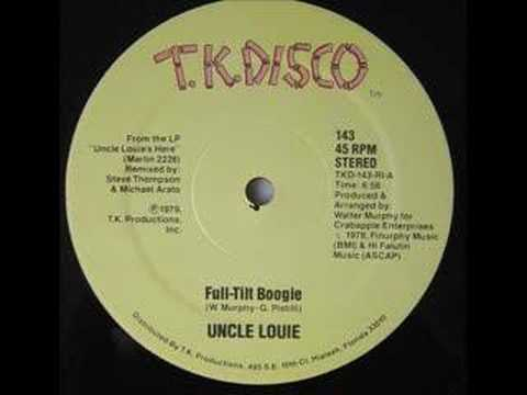 uncle louie-full tilt boogie