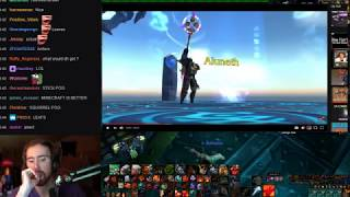 """Asmongold Watches """"Battle For Azeroth Review In The Eyes of a 14 Year Subscriber"""" by MadSeason"""