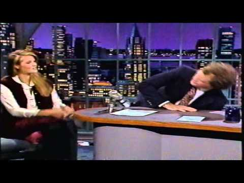Elle MacPherson on David Letterman 1991
