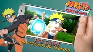 Naruto Clash Of Ninja Di || Download For Android || Dolphin || PS2 || in Hindi
