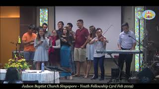 Symphony Group - Praise Song (JBCYF_03-Feb-2019)