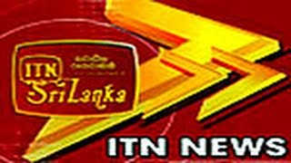 ITN 7PM Sinhala News - 25th March 2015 - www.LankaChannel.lk