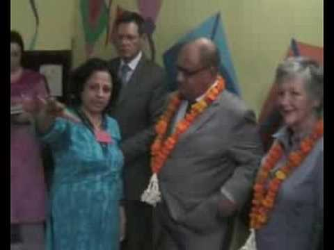 asha society delhi-New Zealand Governor-General Visits Asha