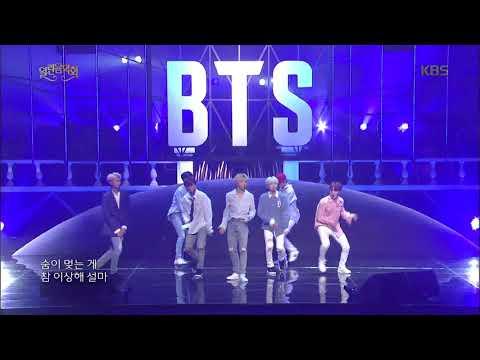 열린음악회 - 방탄소년단 - DNA.20171022