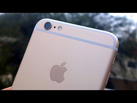 iPhone 6 Plus Camera Review: Video Samples - Outdoor. Low Light. Stabilization. Slow-Motion (AT&T)