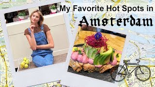 Favorite Hotspots In Amsterdam - Brunch | Dutch Models, Food, & Holland | Sanne Vloet