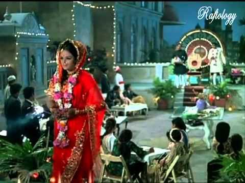 Khilona - Khush Rahe Tu Sadaa - Mohd.Rafi -chand khan