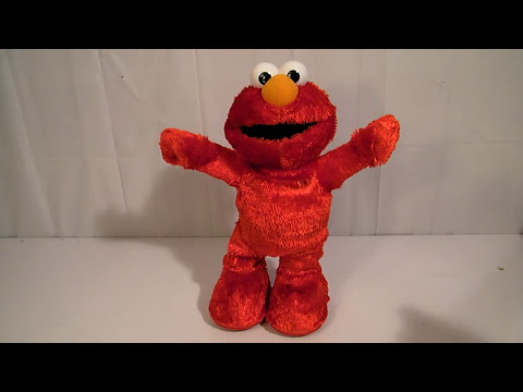 Hokey Pokey Elmo video