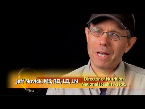 Jeff Novick MS RD on being vegetarian