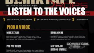 #1 DJ Drops, Mixtape Drops, Intros and more!