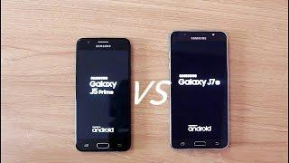 Hindi I Samsung J5 Prime Vs J7 2016 Detail Comparison