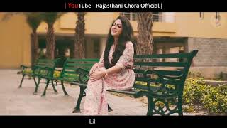 Prada Female Whatsapp Status  Palak Arora  Prada Female Version  Rajasthani Chora Official $ Jrb8q6S