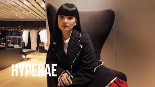 Kozue Akimoto Talking Fashion, Modelling and Her New Book
