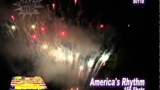 AMERICA'S RHYTHM - Fireworks