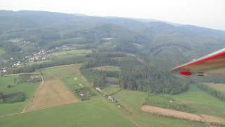 160928 RC Sirius glider (Reichard) - Onboard camera - blurry image - full ver.