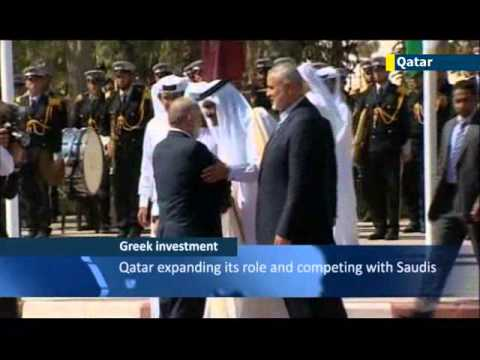 Qatar pledges big investment in Greek economy