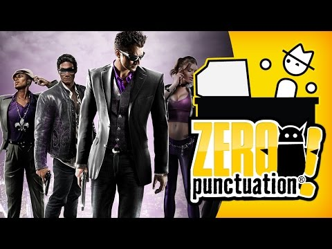 SAINTS ROW: THE THIRD (Zero Punctuation)