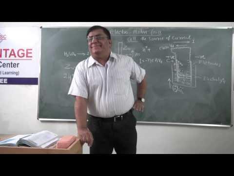 XII-2.5. emf by cell (2014) Pradeep Kshetrapal Physics
