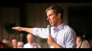 Beto O'Rourke Not A Big Fan of Public Sector Unions Right to Collectively Bargain