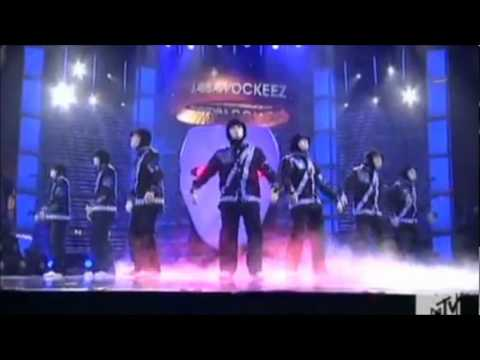 Robot Remains By The Jabbawockeez. No Crowd Video (edited). video