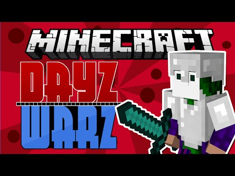 Server de Minecraft || server 1.7.2 DayZ/WarZ [Pirata/Original]