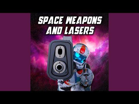 Laser Gun or Small Weapon Fires Three Blasts 2