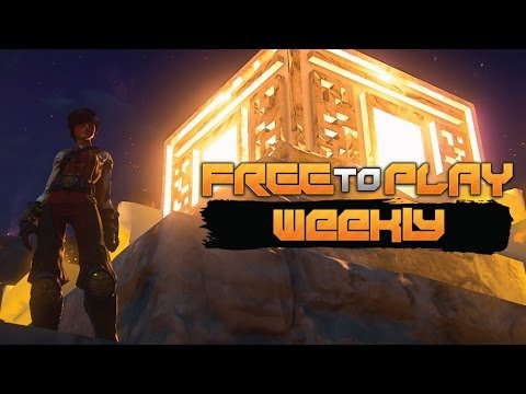 Free To Play Weekly -- Everquest Landmark. Gunz 2. Funcom (ep.115)